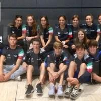 Europei Giovanili: Kazan - Inizia questo pomeriggio l'avventura dell'Italtuffi giovanile!