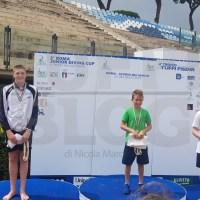 Roma Junior Diving Cup: i risultati della terza e ultima giornata