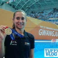 Campionati Mondiali Master: Gwangju – Drake, Poggi e Minini, tris d'oro! [video]