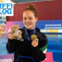 British Diving Championship: Plymouth - secondo oro per la Pellacani, quarto posto per Larsen