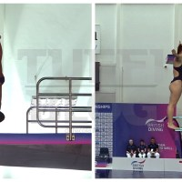 British Diving Championships: Plymouth – Pellacani e Larsen in finale, Bertocchi e Timbretti out