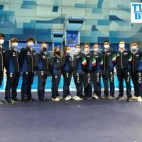 Campionati Europei: Budapest – Si inizia oggi con il nuovo Team Event!