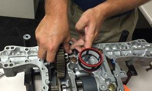 Tech Tips  Tuff Torq oil service procedure for Strider™ (K46) transaxles