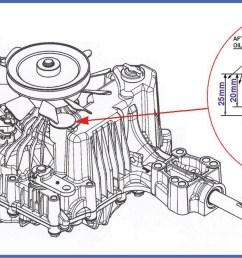 tuff torq oil service procecdure diagram [ 2204 x 1079 Pixel ]