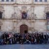 Fin de semana de los intercambios en Alcalá de Henares, primavera 2013
