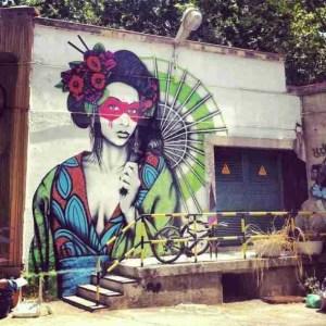 Mural de La Tabacalera
