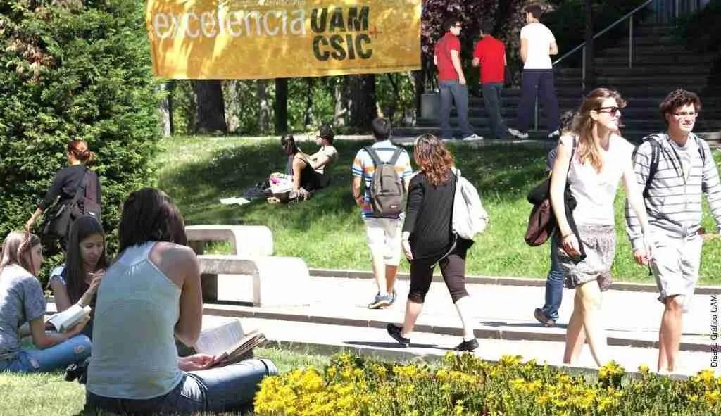 UAM estudiantes
