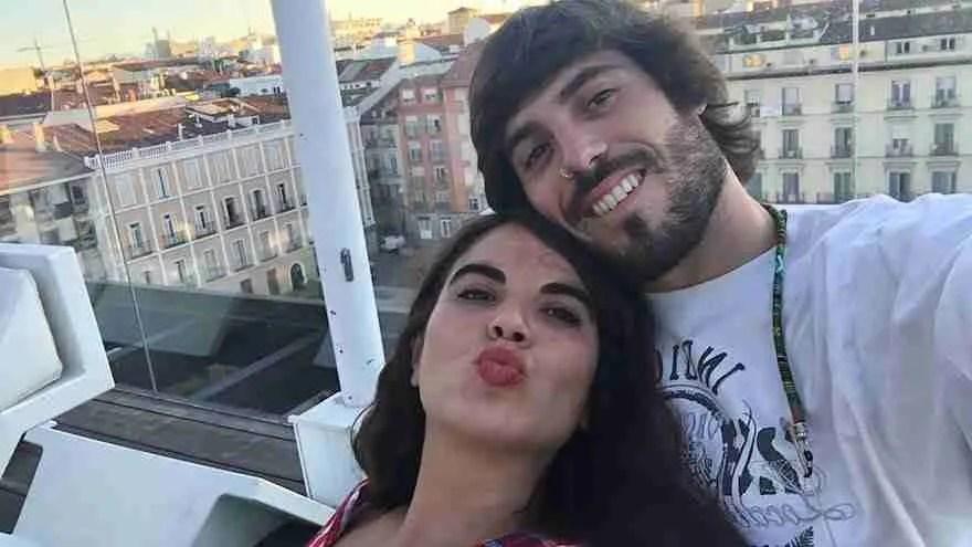 Joanna and Rubén