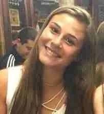 Marisa Caponi, student blogger