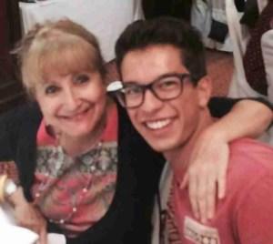 Marisa and Zach