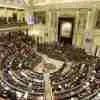 Hemiciclo del Congreso de los Diputados, Madrid