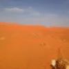 The Sahara ft. my adorable camel