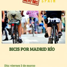 Bicis Madrid Rio 18
