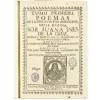 3. Sor Juana Ines de la Cruz