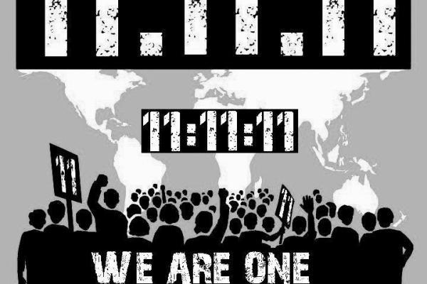 11-11-11: Ocupem as Ruas, Ocupem o Mundo