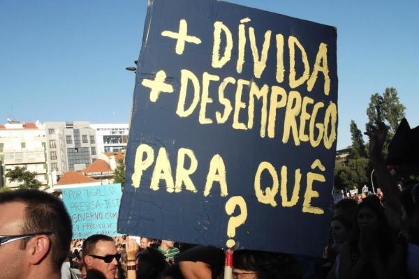 Manifestação 15 de Setembro