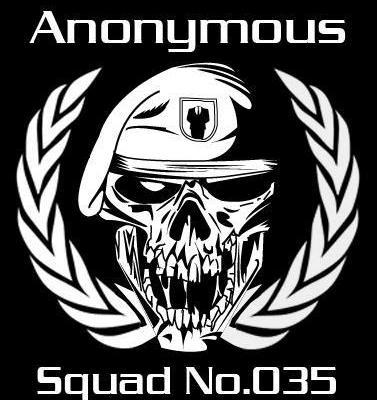 Detido um dos criadores do coletivo hacktivista Anonymous Squad No. 035