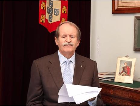 """Dom Duarte diz que os governantes """"endividaram o país"""" com """"o que tínhamos e o que não tínhamos"""""""