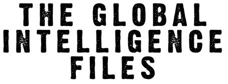 The Global Intelligence Files