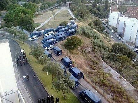 """Detidos na Greve Geral: a PIDE """"já voltou há muito tempo"""""""