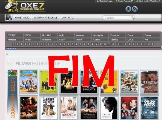 """ox7: mais um site fechado devido aos """"poderes mágicos"""" da ACAPOR"""