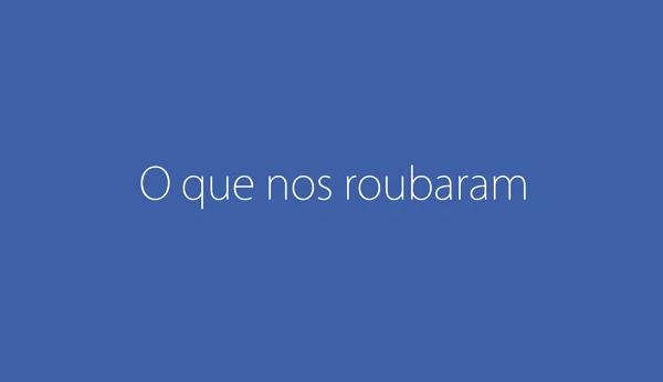 O vídeo do aniversário do Facebook, visto na prespectiva do Governo Português