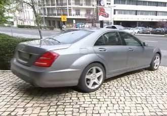 Depois de siar do Governo, José Sócrates comprou um carro no valor de 96 mil euros