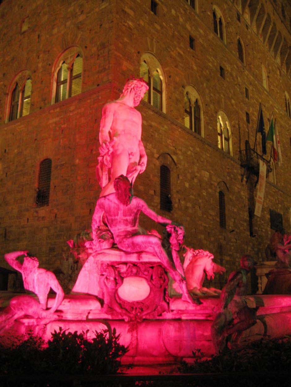 Fuente de Neptuno, junto a Palazzo Vecchio, Florencia (C) Carlos Olalla | Escapada a Florencia en otoño | Tu Gran Viaje