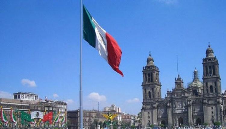 El Zócalo de Ciudad de México en Tu Gran Viaje revista de viajes y turismo