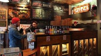 Pizza Brain Philadelphia en Tu Gran Viaje