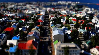 Panorámica de Reykjavík, Islandia. Tu Gran Viaje