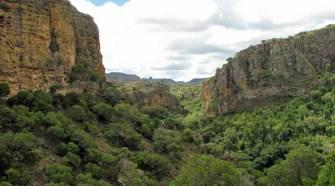 Parque Nacional de Isalo, Madagascar