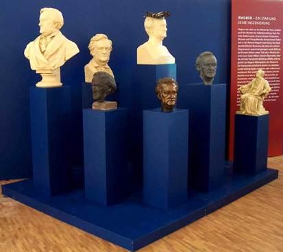 Exposición sobre la juventud de Richard Wagner en el Museo de la Ciudad en Leipzig