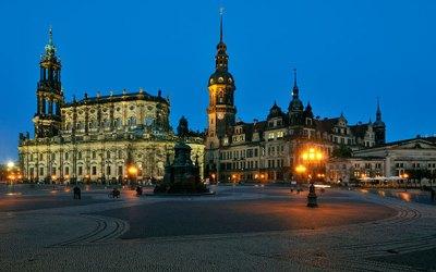 El Dresde de Richard Wagner