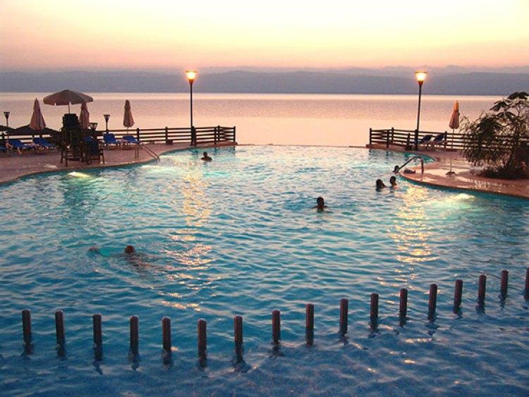 El Mar Muerto, el mayor spa natural del mundo