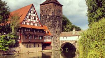 Puente del Verdugo de Nuremberg. Foto © Tu Gran Viaje