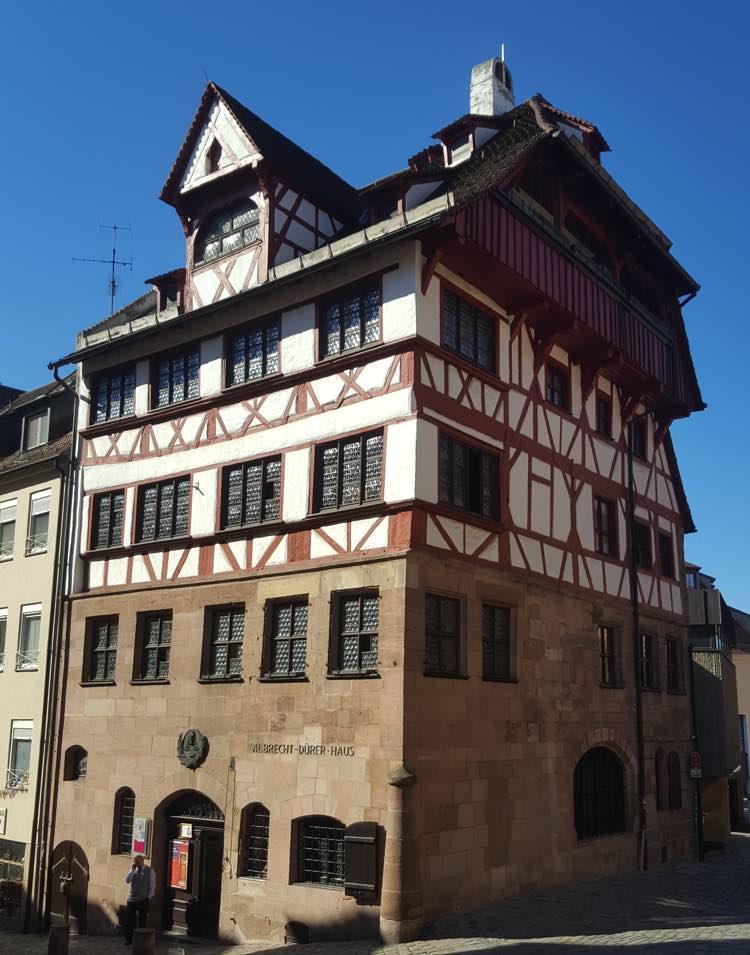 La casa de Alberto Durero en Nuremberg © Tu Gran Viaje
