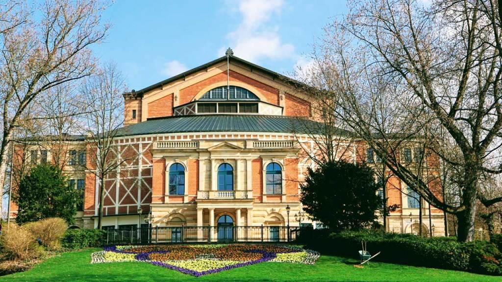 Festpielhaus. El Bayreuth de Richard Wagner. © Tu Gran Viaje.