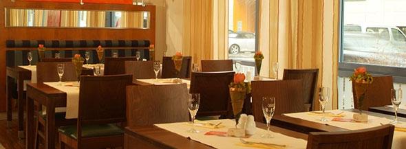 Restaurante del InterCityHotel de Nuremberg