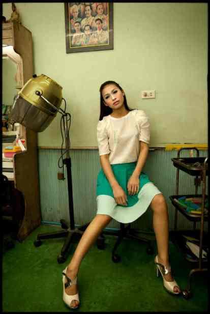 Kore Kamino Colección de Bangkok. La ciudad de los ángeles