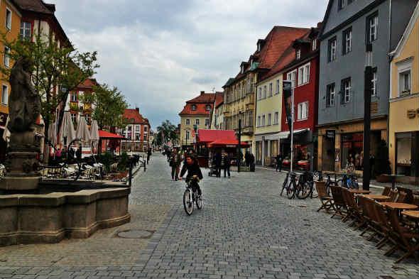 Centro de Bayreuth. Foto (c) Tu Gran Viaje