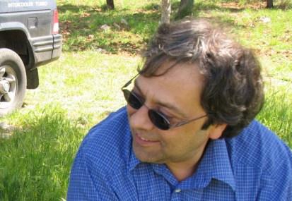 El historiador Antoni Picazo