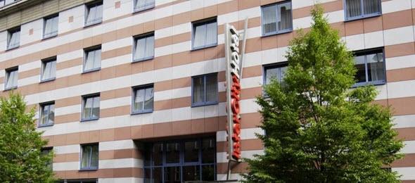 InterCity Hotel de Nuremberg