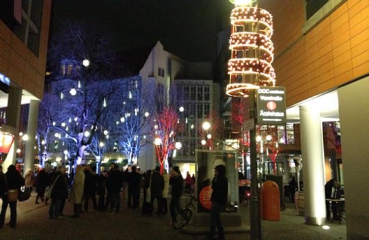 Durante la Berlinale, Berlín es una fiesta. Foto (c) Tu Gran Viaje