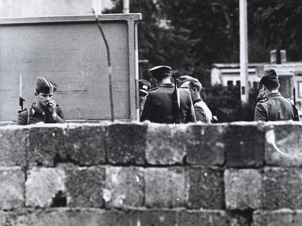 """Exposición """"Berlín Die Mauer"""" de Tu Gran Viaje en colaboración con Fnac. Foto Cortesía National Archives"""