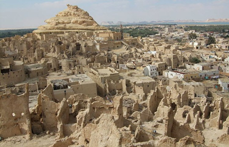 Desiertos de Egipto en Tu Gran Viaje. Oasis de Siwa