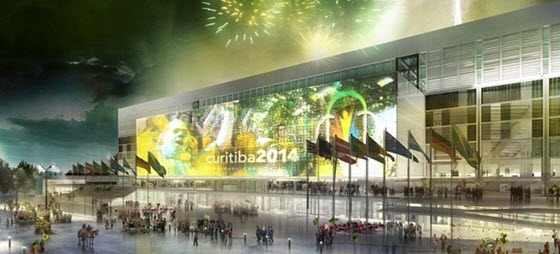 Arena de Baixada, Curitiba
