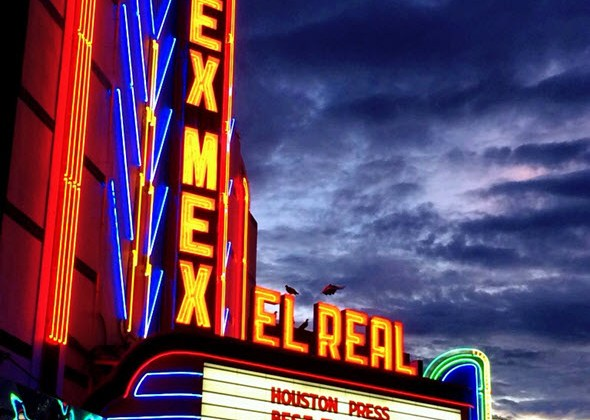 El Real Tex Mex en Houston, Texas