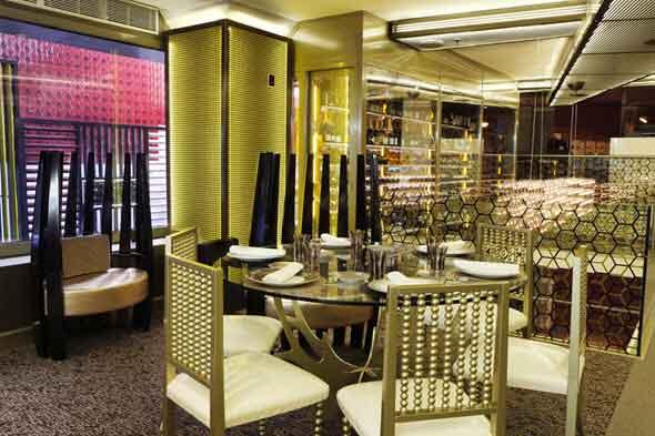 Restaurante Columbus Casino Gran Madrid Mario Sandoval