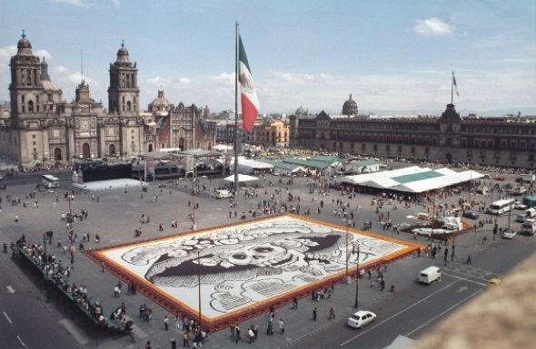 Zócalo de México DF